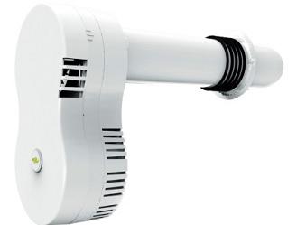 Malá větrací jednotka s rekuperací tepla ECO ROOM