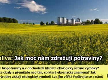 Biopaliva zdražují potraviny. Jak moc?