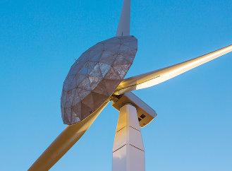 General Electric testuje novou větrnou turbínu