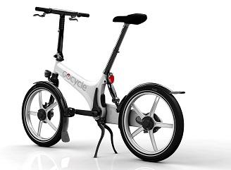Gocycle – stylové elektrokolo do města
