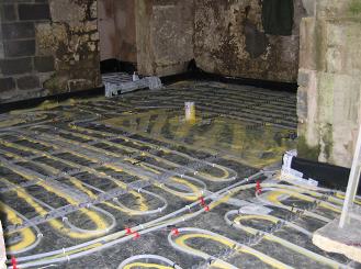 Jakou podlahu na podlahové vytápění?