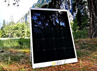 Příruční solární elektrárna pro každého