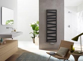 Designové radiátory a lokální větrací jednotky – novinky firmy Zehnder