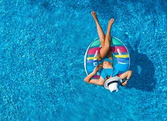 Nadzemní bazény: rychlé řešení za pár korun