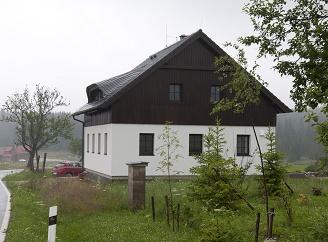 Rekonstrukce venkovské chalupy a její zateplení
