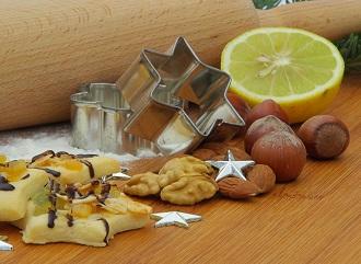 Zdravé vánoční cukroví bez cukru: Jak na to?