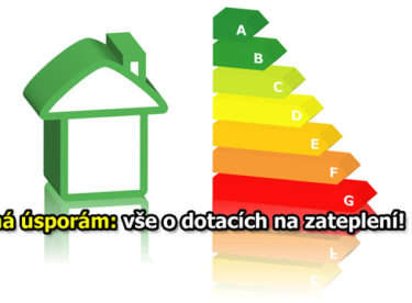 Zelená úsporám: kompletní průvodce