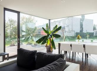 Nová moderní designová a úsporná okna