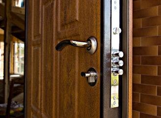 Jak si vybrat vchodové dveře