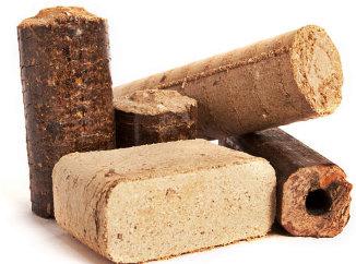 Jak vybrat kvalitní dřevěné ekobrikety
