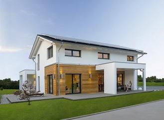 Dřevostavby Haas Fertigbau nabízí komfortní větrání s rekuperací tepla