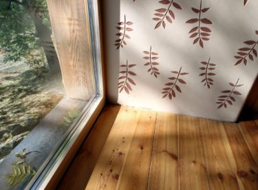 ODJINUD: Hliněné omítky v pro každý interiér