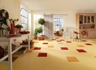 ODJINUD: Marmoleum – ekologická a tradiční podlaha
