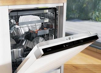 Čtyři tipy na úsporu energie a vody u myček nádobí