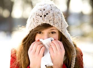 Jak předejít chřipce a nachlazení – několik tipů a receptů