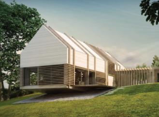 Český pohled na udržitelnou architekturu představila soutěž ThinkArch