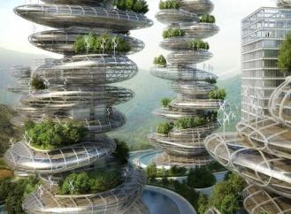 Fascinující soběstačné mrakodrapy i domy z hlíny. To je dnešní ekologická architektura