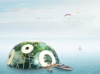 Jak na globální oteplování? Zmírní ho farmy, které vyrábějí kyslík pomocí planktonu
