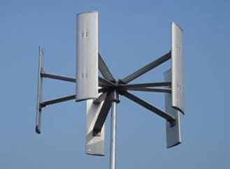 Vertikální větrné turbíny: Řešení i pro vás?