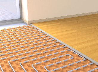 Podlahové vytápění: Jak na to?
