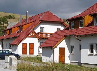 Základem domu je střešní krytina