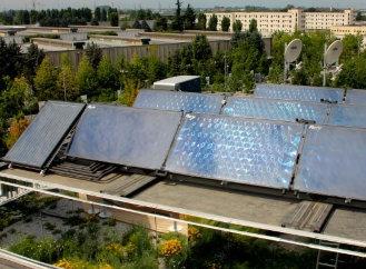 Český pavilon na výstavě EXPO 2015 ohřívá vodu sluneční energií