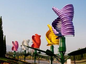 Netradiční větrné elektrárny: Experimentální projekty, zajímavosti a kuriozity