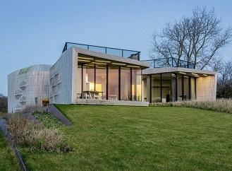 Chytrý dům plný technologií může být zároveň ekologický