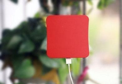 """Gadget: Solární nabíječka k """"nalepení"""" na okno"""