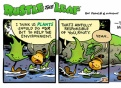 Šum a ševel 8: Spiknutí rostlin