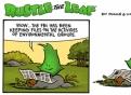 Šum a ševel 9: FBI a ekologická sdružení