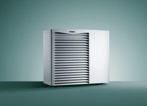 Tepelné čerpadlo Vaillant aroTHERM uspoří dvě třetiny nákladů na vytápění domu