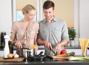 Kuchyně, která vám dobije baterky, ale ušetří energii