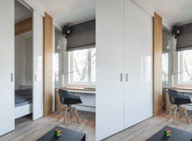 Inspirace pro interiéry malých bytů