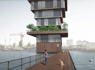 SUPERFARM – nový koncept energeticky nezávislé městské farmy