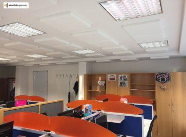 Odhlučnění a akustika kanceláře