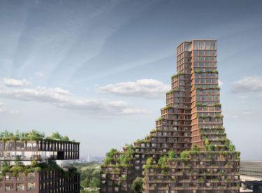 V Dánsku vznikne první mrakodrap z recyklovaných materiálů