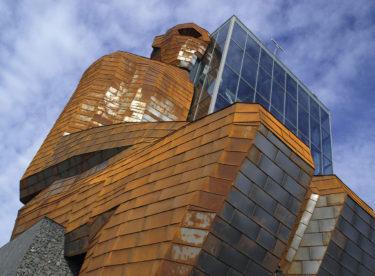 Nějak vám to rezaví! Moderní a krásné fasády z Cortenu