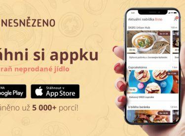 Soutěž o nejlepší ekologický projekt vyhrála aplikace Nesnězeno.cz