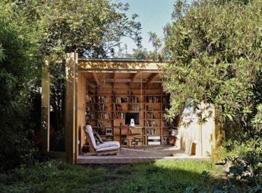 Inspirace pro vás – pěkné zahradní studio