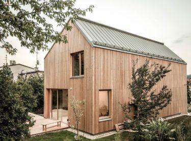 Salón dřevostaveb ukáže nejzajímavější dřevěné stavby v Česku i nové trendy