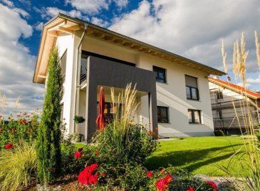 Od ledna je možné stavět pouze velmi nízkoenergetické rodinné domy. Větrací systém pomáhá