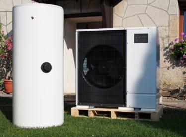 Jak vybrat tepelné čerpadlo