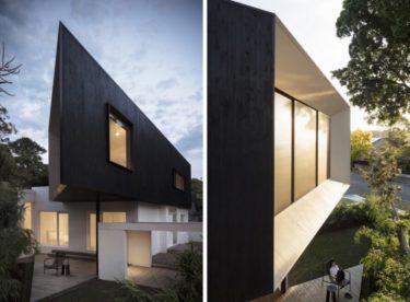 Unikátní pasivní dům ze Sydney