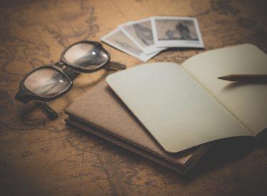 Vyrobte si doma ultrastylový zápisník s koženými deskami