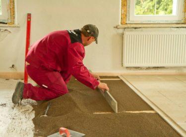 VIDEO: Řešení pro rychlou rekonstrukci podlahy