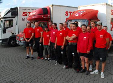 Hledáte stěhování či skladování v Brně? Je tu Staněk