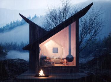 Refugio – krásná horská mikro chata