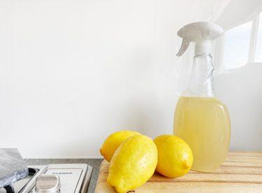 10 tipů a triků pro úklid bez chemie