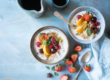 Jak nastartovat den správnou snídaní